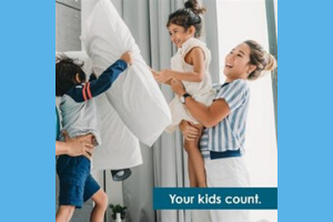 2020 Census: Make your family count!