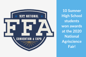 Image of FFA Convetion and Expo logo