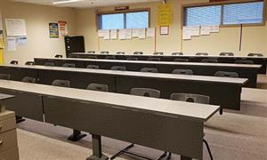 Image of lecture hall