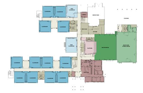 new tehaleh elementary school floor plan 1