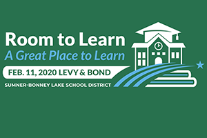 Sumner-Bonney Lake School District to place replacement levy, bond on February ballot