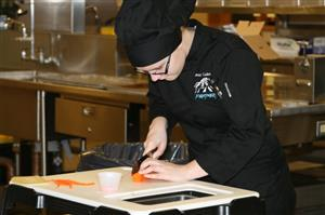 Culinary Arts Students Host Chef Dinner: Feb. 8
